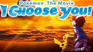 Pokémon Movie 20: I Choose You Review - TheCartoonGamer
