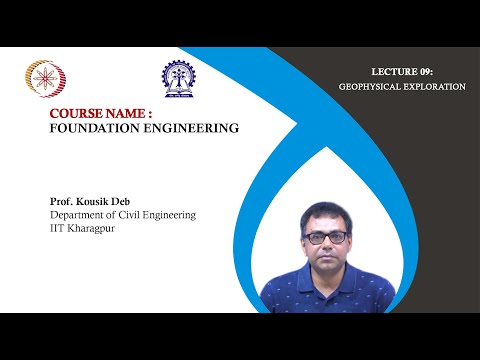 Lecture 9 : Geophysical Exploration