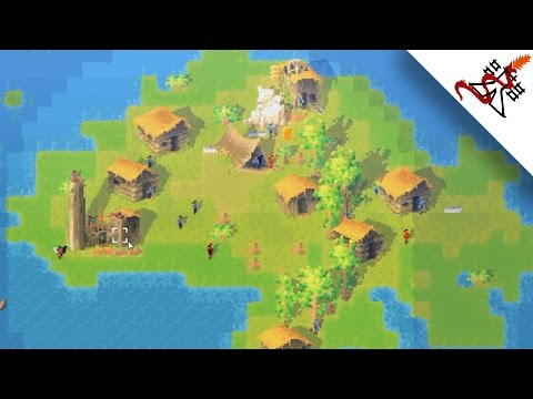Way of Gold and Steel - Gameplay (Amazing REAL TIME STRATEGY GAME)
