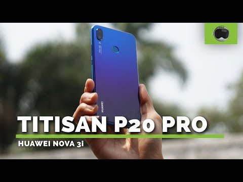 Hands-on Huawei Nova 3i Indonesia