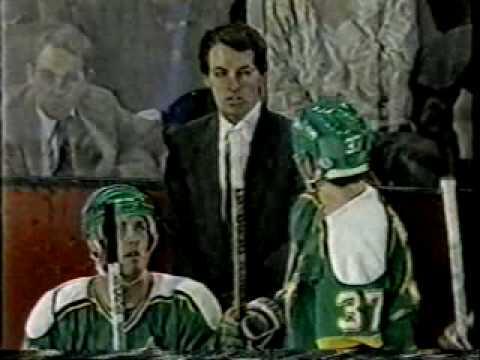 Blackhawks vs Northstars 1989 part 2