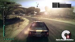 Dirt 3 Power & Glory DLC - Lancia Delta S4 Gameplay HD