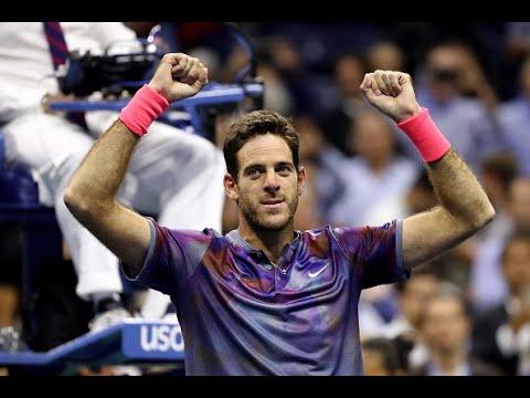 2017 US Open: Juan Martin del Potro QFs Press Conference