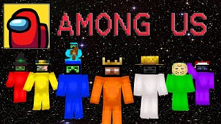 Monster School: Among Us Challenge - Minecraft Animation