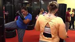 iLoveKickboxing Workout!
