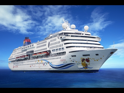 Super Star Libra Cruise Day1 :  Welcome Party : Penang (Malaysia)