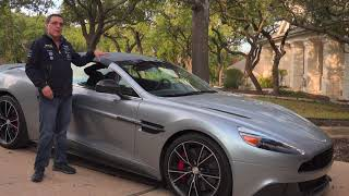 Pre-Owned Aston Martin Buyer's Guide - Things to know when buying a DB9, Vantage, Rapide, DBS, etc.