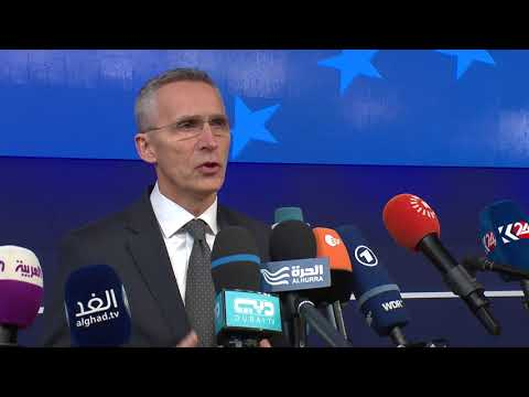 NATO Secretary General doorstep statement at European Council meeting, 14 DEC 2017