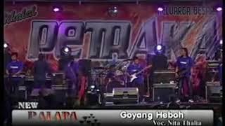 New Palapa, setelan kenceng Rock Dangdut yang sebenarnya live PETRAKA