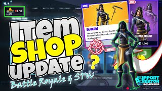 🆕MenamesCho's LIVE 🔴 NEW Daring Duelist 🗡 ITEM SHOP UPDATE - Fortnite Battle Royale 2nd / 3rd May