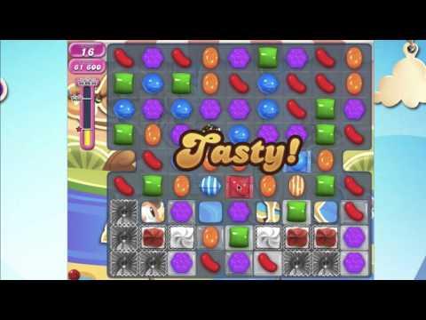 Candy Crush Saga Level 1565  No Booster