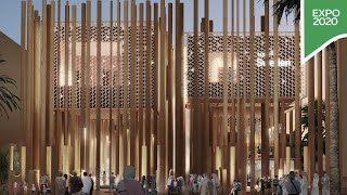 Step inside the Sweden Pavilion at Expo 2020