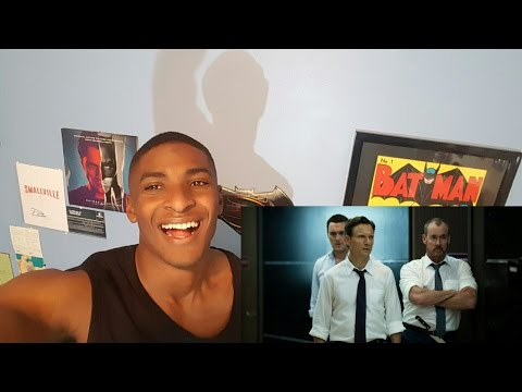 The Belko Experiment Red Band Trailer Reaction