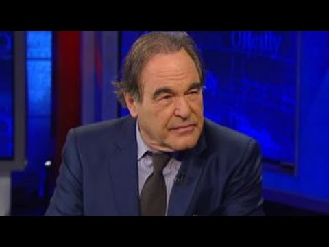 Oliver Stone enters the 'No Spin Zone'