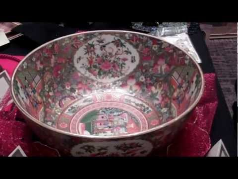 Antique Chinese Porcelain Bowl