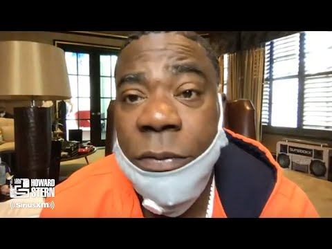 Tracy Morgan Gives an Emotional Speech About Nurses & Doctors Fighting COVID-19