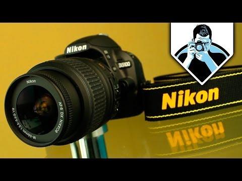 Caracteristicas de la NIKON D3100