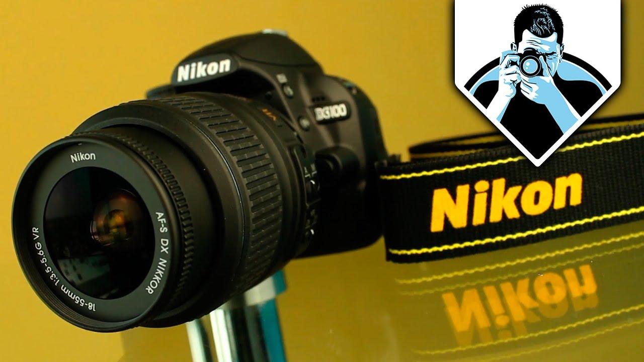 Caracteristicas de la NIKON D3100 - YouTube