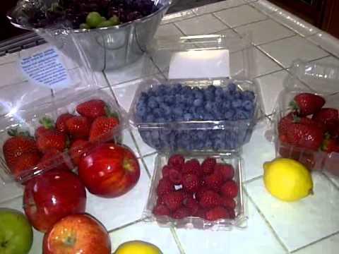 Decoracion de frutas youtube - Decoracion de frutas ...