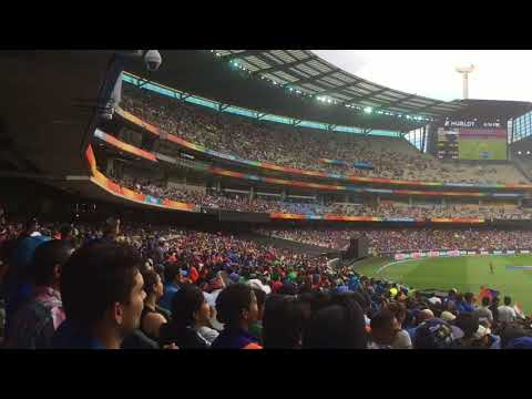 India Vs Bangladesh ODI match ICC World Cup Melbourne Australia Gallery view