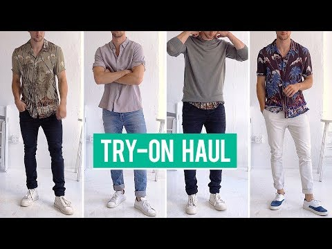 All Saints Try-On Haul | Mens Sale Shopping | Outfit Inspiration