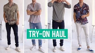 All Saints Try-On Haul | Men