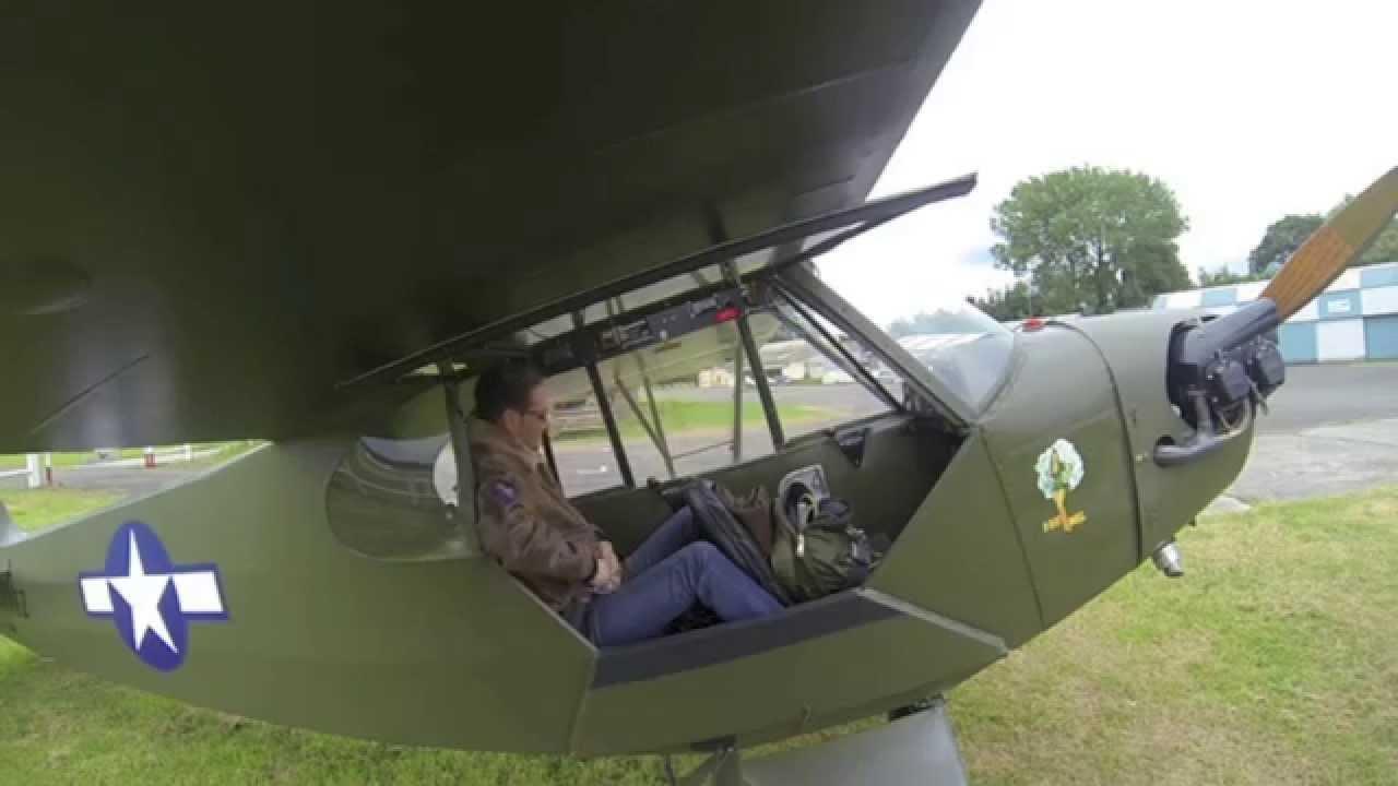 PIPER L4-J Grasshopper 1943