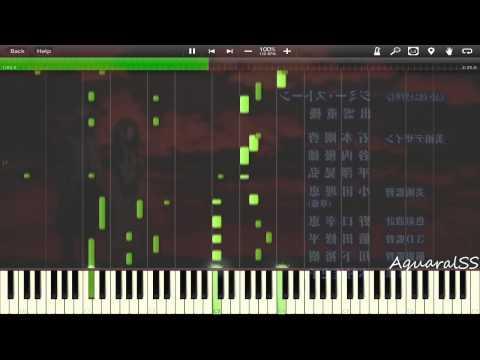 [Synthesia] Mahouka Koukou No Rettousei - Rising Hope (Piano Tutorial + VSTi)
