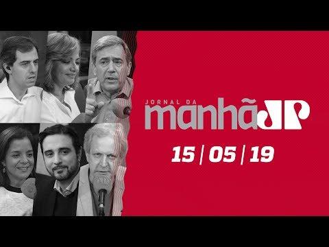 Jornal da Manhã - Edição completa de 15/05/2019