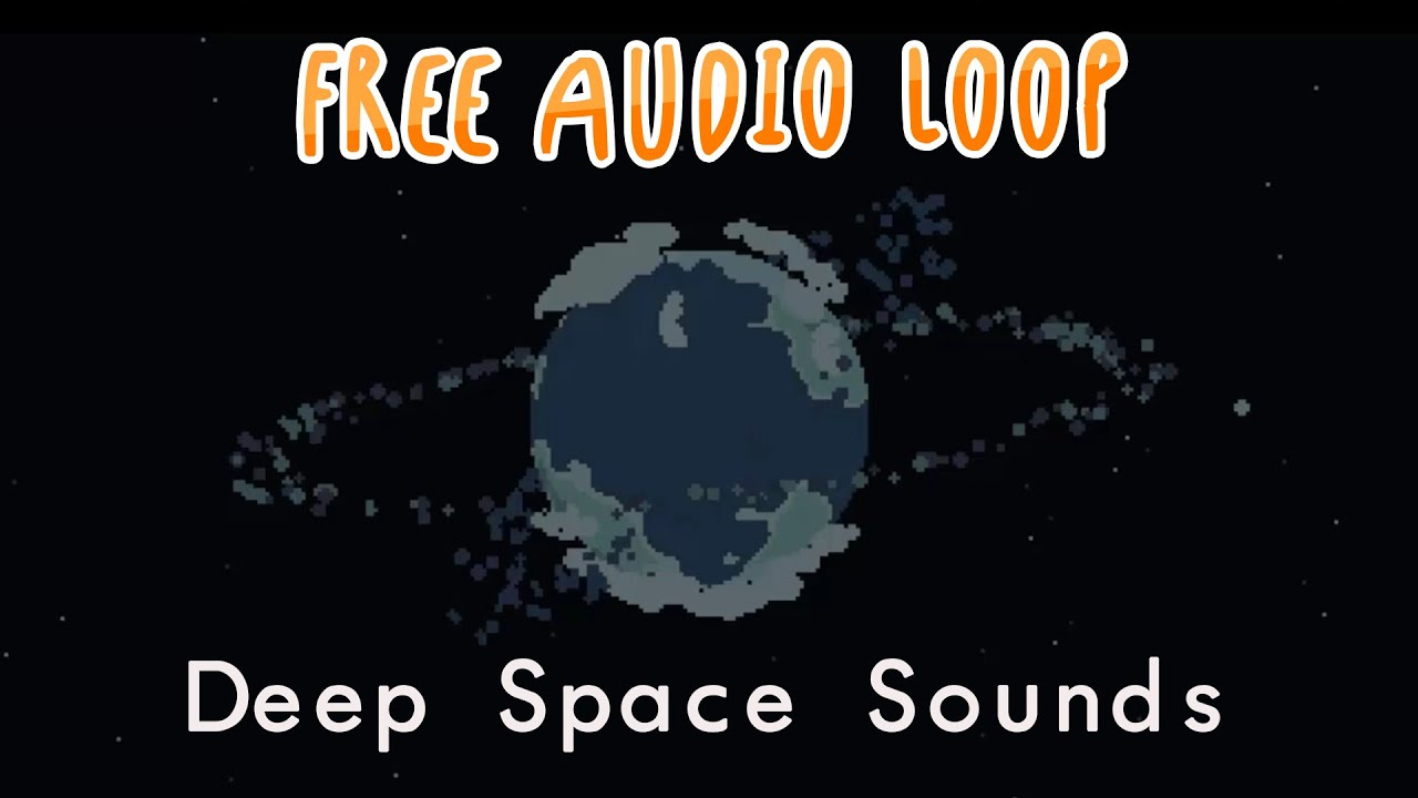 FREE DOWNLOAD | Deep Space Audio Loop - YouTube