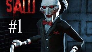 Saw / Jogos Mortais O Video Game [ Legendado em PT-BR ] parte 1 A chave interior