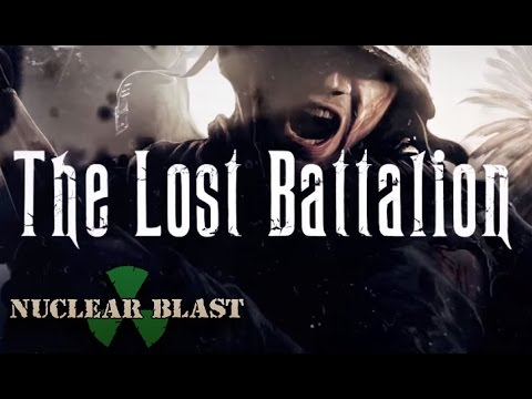 SABATON   The Lost Battalion    LYRIC
