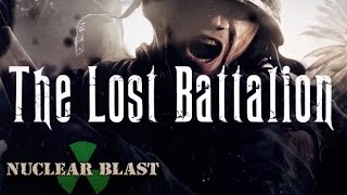 SABATON -  The Lost Battalion   ( LYRIC)