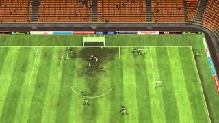Ajax - Ajax Amateurs - Ligeon Гол 69 минут