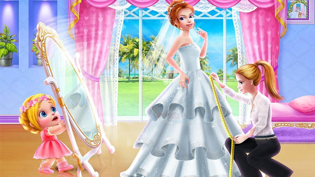 Wedding Planner 💍 – Girls Game – Princess Fun Makeup and Dress Up Coco Play Game