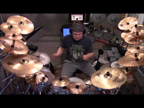 Genesis - The Waiting Room Drum Cover mp3