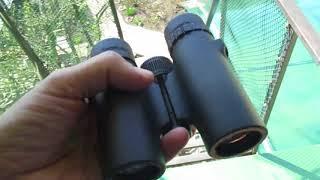 Розпакування та тест бінокля Bijia 12 26