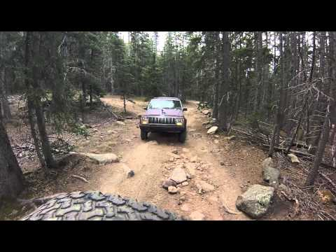 Off Roading @ Old Stage Road Colorado