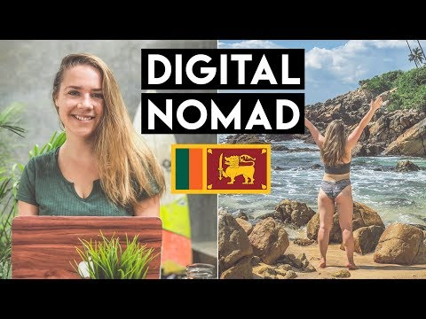 BEING A DIGITAL NOMAD IN SRI LANKA - What to Expect?!