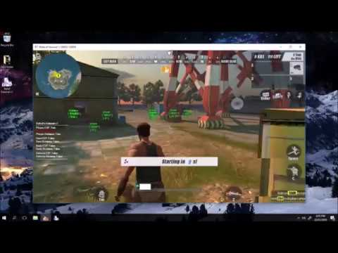 RULES OF SURVIVAL EXTERNAL ESP 100% WORKING!!!!! 100% FREE!!!!! #1