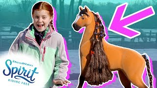 How To Braid Your Horse's Mane! 🐴| THAT'S THE SPIRIT