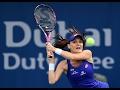 2017 Dubai Duty Free Tennis Championships Second Round | Radwanska vs Mertens | WTA Highlights