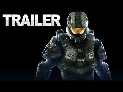 Halo 4 Spartans Multiplayer First Look Trailer