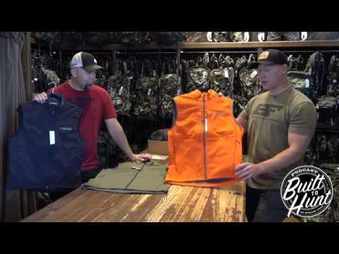 New Orange Vest From KUIU