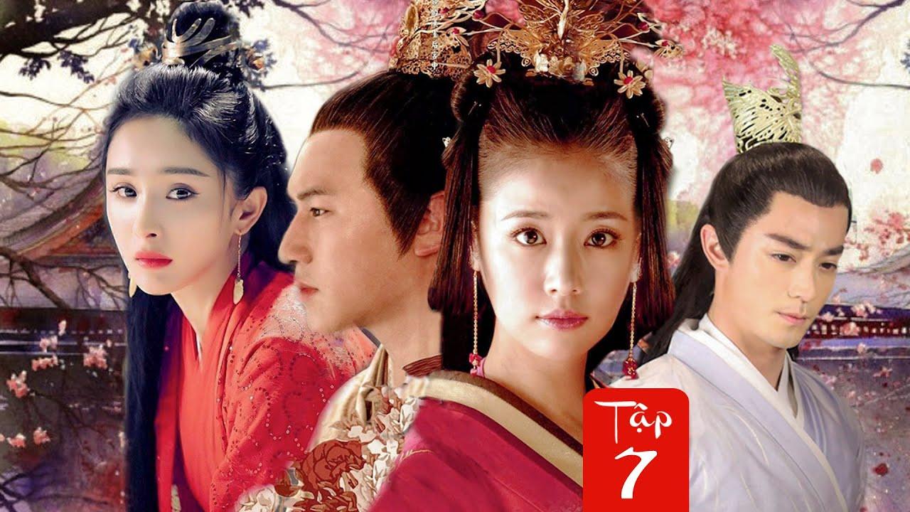 MỸ NHÂN TÂM KẾ TẬP 7 [FULL HD] | Dương Mịch, Lâm Tâm Như, Nghiêm Khoan | Phim Cung Đấu Hay Nhất