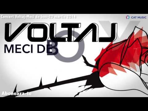 Voltaj - Meci De Box (Lyric Video)