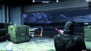Jet Jacking (GTA 5 PC Online Gameplay)