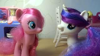 """Сериал пони: """"Две сестры"""". Побег из дома. 1 часть."""