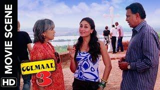 Guddi Weds Pappu | Golmaal 3 | Comedy Movie Scene