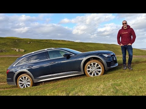 Most Comfortable Sub £60k Car On Sale Today? 2020 Audi A6 Allroad Quattro